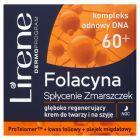 Lirene Folacyna 60+ Spłycenie Zmarszczek Głęboko regenerujący krem do twarzy i na szyję 50 ml