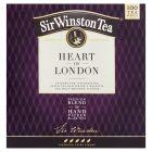 Sir Winston Tea Heart of London Aromatyzowana herbata czarna 200 g (100 x 2 g)