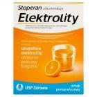Stoperan Elektrolity smak pomarańczowy 21 g (5 saszetek)