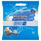 Wilkinson Sword Extra2 Precision Jednorazowe maszynki do golenia 5 sztuk
