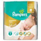 Pampers Premium Care rozmiar 1 (Newborn), 2?5kg, 22 pieluszki