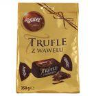 Wawel Trufle Cukierki o smaku rumowym w czekoladzie 350 g