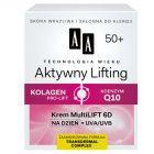AA Technologia Wieku 50+ Aktywny Lifting Krem Multilift 6D na dzień 50 ml
