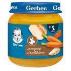 Gerber Jarzynki z królikiem po 5 miesiącu 125 g