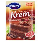 Gellwe Krem do tortów smak czekoladowy 140 g