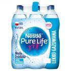Nestlé Pure Life Lekko gazowana woda źródlana 6 x 1,5 l