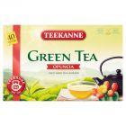 Teekanne Herbata zielona o smaku opuncji 66 g (40 x 1,65 g)