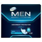 TENA Men Level 1 Protection Wkłady anatomiczne 12 sztuk