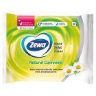 Zewa Moist Natural Camomile Chusteczki toaletowe 42 listki