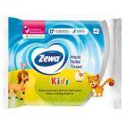 Zewa Moist Kids Chusteczki toaletowe 42 sztuki