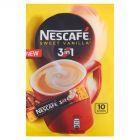 Nescafé 3in1 Sweet Vanilla Rozpuszczalny napój kawowy 160 g (10 saszetek)
