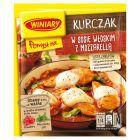 Winiary Pomysł na... Kurczaka w sosie włoskim z mozzarellą 35 g