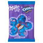 Milka Oreo Jajeczka z czekolady mlecznej z mleka alpejskiego 86 g