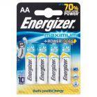 Energizer Maximum AA-LR6 1,5V Baterie alkaliczne 4 sztuki