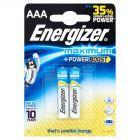 Energizer Maximum AAA-LR03 1,5V Baterie alkaliczne 2 sztuki