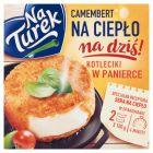 NaTurek Nasz Camembert Kotleciki w panierce 2 x 100 g