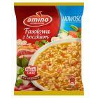 Amino Fasolowa z boczkiem Zupa błyskawiczna 63 g