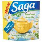 Saga Rumianek Herbatka ziołowa 24 g (20 torebek)