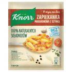 Knorr Zapiekanka makaronowa z szynką 44 g