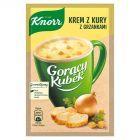 Knorr Gorący Kubek Krem z kury z grzankami 16 g