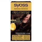 Syoss Oleo Intense Farba do włosów Czekoladowy brąz 4-86