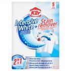 K2r Intensive White + Stain Remover Saszetki 150 g (5 sztuk)