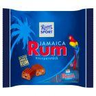 Ritter Sport Jamaica Rum Czekolada pełna mleczna nadziewana 200 g (12 sztuk)