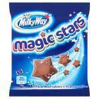 Milky Way Magic Stars Gwiazdki z puszystej mlecznej czekolady 33 g