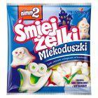 nimm2 Śmiejżelki Mlekoduszki Żelki owocowe wzbogacone witaminami 90 g