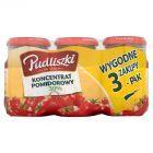 Pudliszki Koncentrat pomidorowy 30% 3 x 200 g