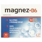 Colfarm Magnez + B6 Suplement diety 20 g (30 kapsułek)