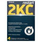 Colfarm 2KC Restart Dietetyczny środek specjalnego przeznaczenia medycznego 4 saszetki