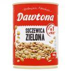 Dawtona Soczewica zielona 400 g