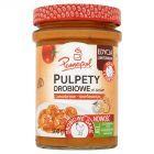 Pamapol Pulpety drobiowe w sosie pomidorowo-śmietanowym 500 g