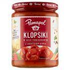 Pamapol Klopsiki w sosie pomidorowym z dodatkiem kopru 500 g