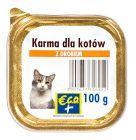 Karma dla kotów z drobiem