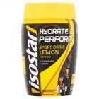 Isostar Hydrate & Perform Preparat w proszku do przygotowania napoju smak cytrynowy 400 g