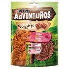 Purina Adventuros Nuggets o smaku dzika Uzupełniająca karma dla dorosłych psów 90 g