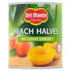 Del Monte Połówki brzoskwiń w lekkim syropie 825 g