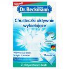 Dr. Beckmann Chusteczki aktywnie wybielające 15 sztuk