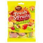 Wawel Fresh & Fruity Galaretki z nadzieniem kwaśne 160 g