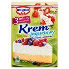 Dr. Oetker Krem jogurtowy 3 minuty 140 g