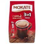 Mokate 3in1 Classic Rozpuszczalny napój kawowy w proszku 170 g (10 x 17 g)