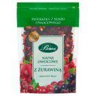 Bifix Napar owocowy z żurawiną Herbatka z suszu owocowego 100 g