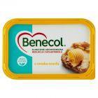 Benecol Margaryna roślinna o smaku masła z dodatkiem stanoli roślinnych 400 g