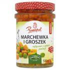 Pamapol Marchewka i groszek 500 g