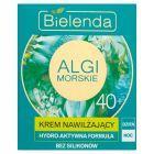 Bielenda Algi Morskie 40+ Hydro-aktywna Formuła Krem nawilżający dzień noc 50 ml