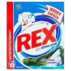Rex Proszek do prania tkanin białych amazońska świeżość 300 g (4 prania)