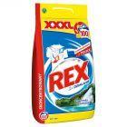 Rex Amazońska świeżość XXXL Proszek do prania tkanin białych 7,5 kg (100 prań)