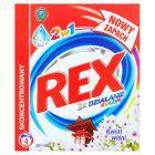 Rex Proszek do prania tkanin kolorowych kwiat wiśni 300 g (4 prania)
